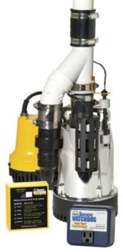basement watchdog emergency 17 best images about sump pumps on effluent