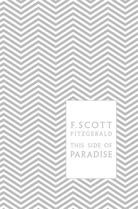 this side of paradise 014119409x this side of paradise design by coralie bickford smith penguin books australia