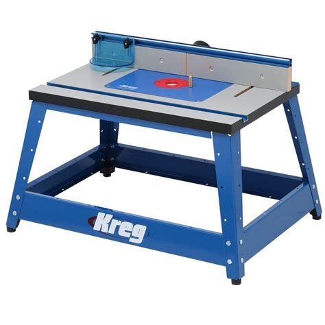 bench tops kreg precision bench top router table prs2100 the home depot