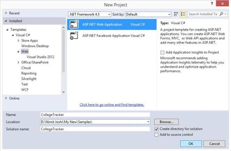 Web Application Project Template Introducing Microsoft Enterprise Library In Asp Net