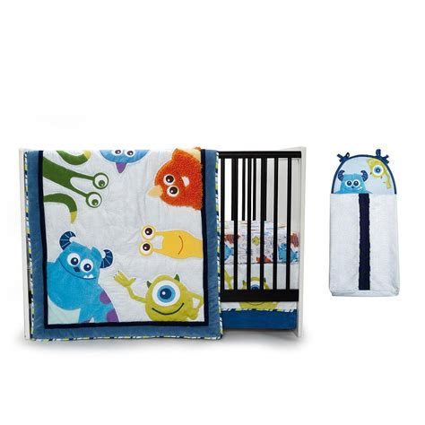 Disney Monsters Inc Baby Bedding Baby Bedding And Inc Baby Crib Set