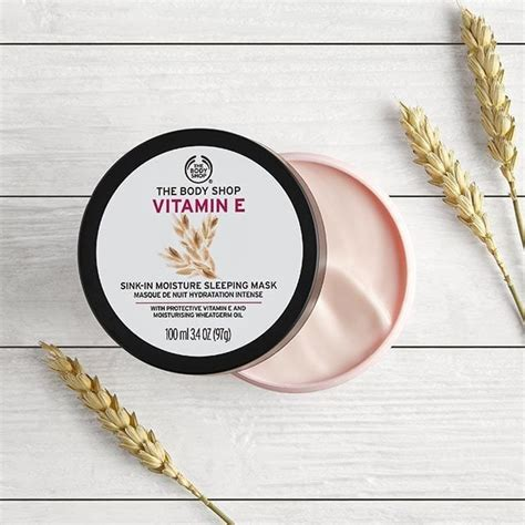 Sleeping Mask vitamin e sink in moisture sleeping mask 100ml