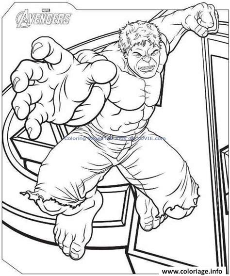 happy hulk coloring pages coloriage avengers incroyable hulk dessin