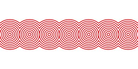 imagenes png rojo vector gratis cenefa circulo circular rojo imagen