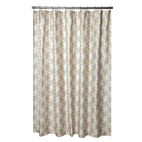 bloomingdales curtains blissliving home quot trafalgar quot putty shower curtain