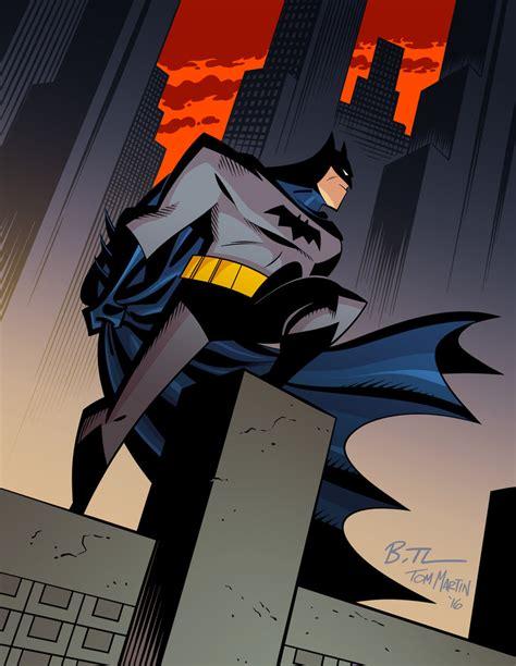 by bruce timm batman bruce timm batman by tommartinart on deviantart