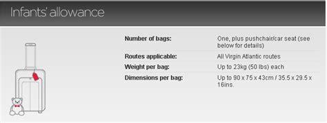 virgin baggage fee virgin atlantic baggage fees 2011 airline baggage fees com