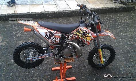 2010 Ktm 50 Sx 2010 Ktm Sx 50