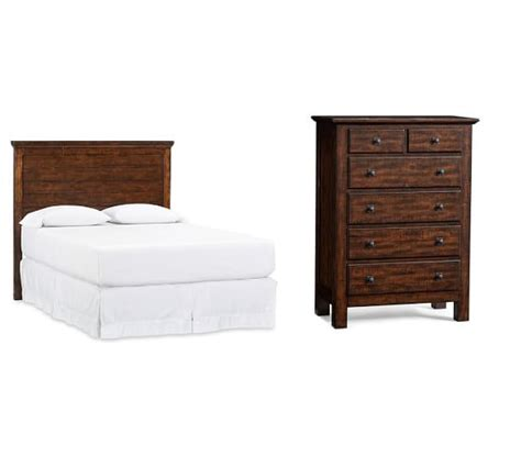 pottery barn mason headboard mason headboard tall dresser set pottery barn