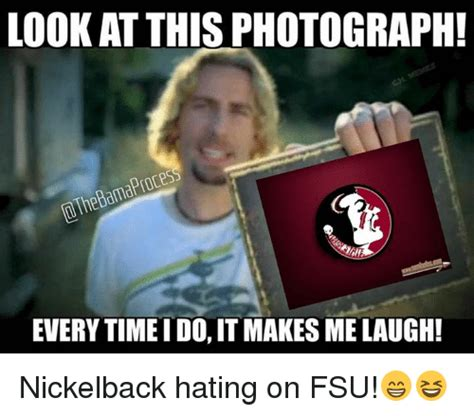 Look At This Photograph Meme - nickelback sucks meme www pixshark com images