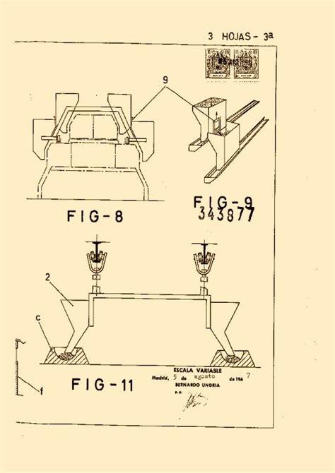 cadenas industriales s a ruc construcciones metalicas puig s a 54 patentes modelos