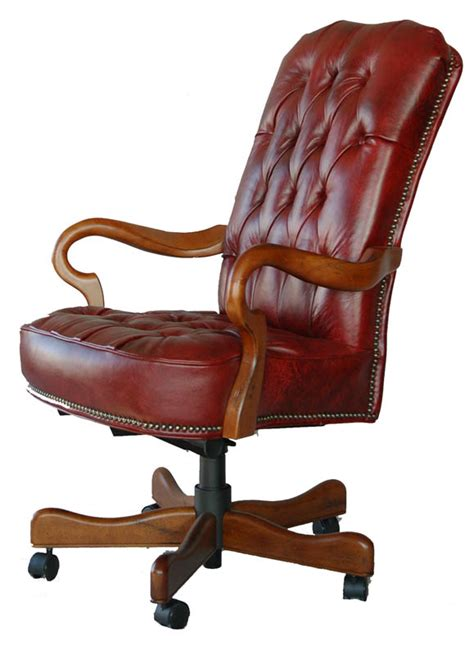 top grain leather chair top grain leather executive office desk chair ebay