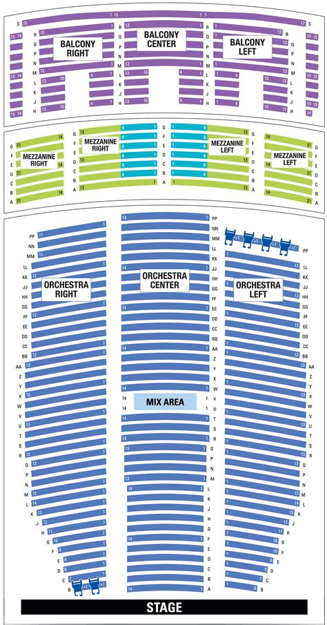 paramount theater seattle seating chart paramount theater denver seating chart paramount theatre