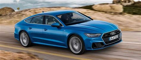 2019 Audi A7 Colors by 2019 Audi A7 Release Date Price Interior Redesign