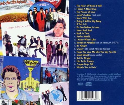 best of huey lewis and the news greatest hits huey lewis and the news at shop ireland