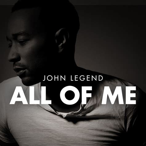 Legend Wedding Song List by Wedding Songs Song Of The Day Legend All Of Me