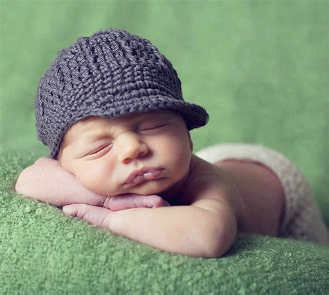 Handmade Beanies For Babies - 2015 handmade newborn baby boy hat knitted beanie hat