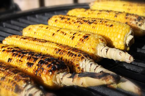 savoir faire grilled corn on the cob