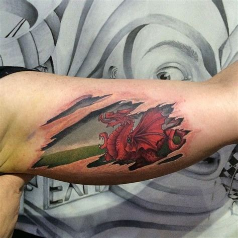 welsh tattoos 11 best images about tattoos on initials