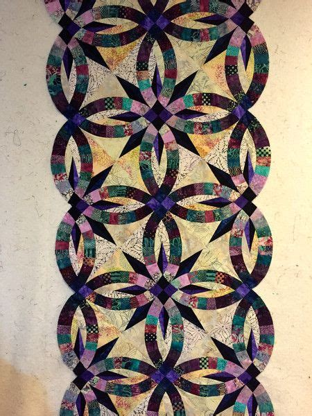 Bali Bed Runner Progress Report #7  It's A Top!!! (Canton Village Quilt Works   Blog)   Bed