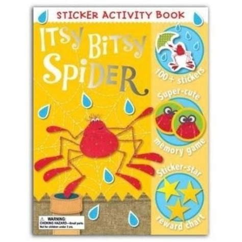libro under water activity book incy wincy spider activity book libros para infantil y primaria libros