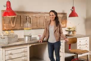 Joanna gaines portrait of fixer upper co host joanna gaines in the