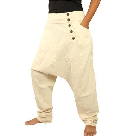 Baggy Khaki harem cotton khaki kkd014