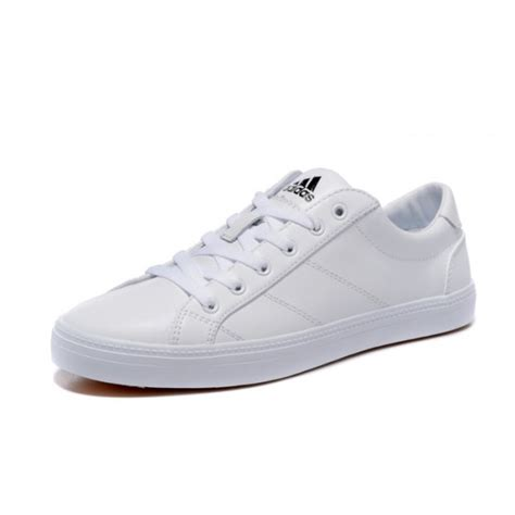 adidas leather white sneakers shoes sale