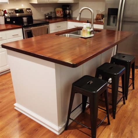 Handmade Kitchen Island Custom Kitchen Islands Amish Made Solid Hardwood Country Furniture