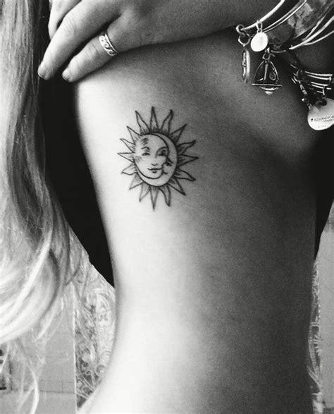 sun tattoo on ribs 68 best a tattoo images on pinterest