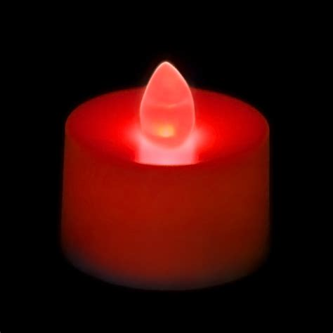 battery tea light candles battery operated tea light candle