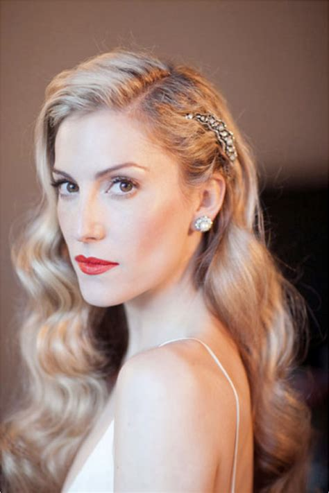 old holloywood glam hairstyles old hollywood glamour hair makeup pinterest
