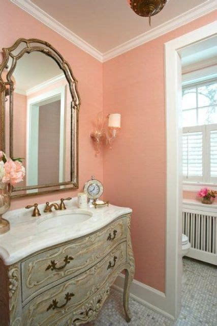 affectionate peach accents  home decor digsdigs