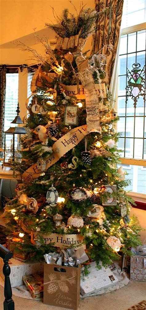 25 unique christmas tree decoration ideas 183 inspired luv 25 creative and beautiful christmas tree decorating ideas