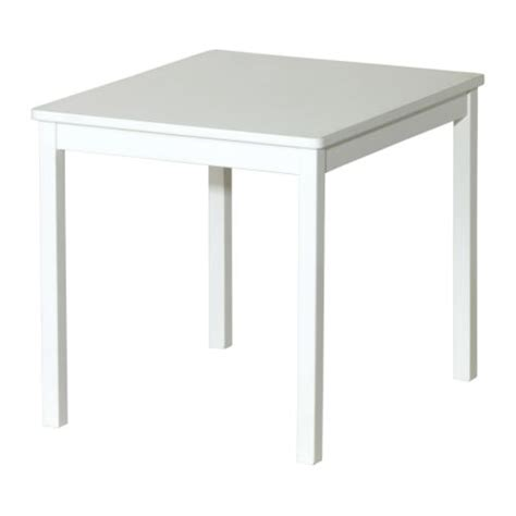 White Table by Kritter Children S Table