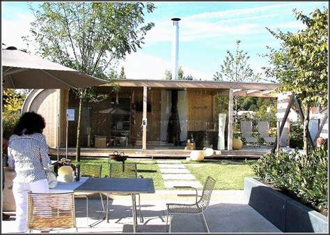 Glas Gartenhaus