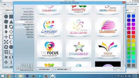 free logo design and name generator free logo maker software youtube