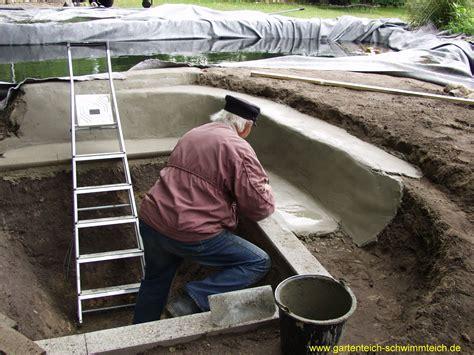 Teichbodenplatte Aus Betonestrich Seite 5 Hobby