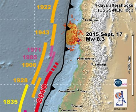 in chile s earthquake education was key to low mortality chile keeps having earthquakes the trembling earth agu