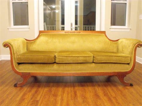 duncan phyfe sofas duncan phyfe sofa en mi casa pinterest