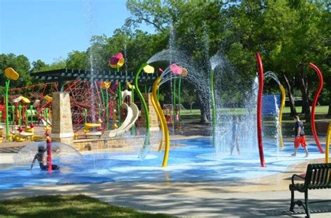 splash parks splash pads spray grounds