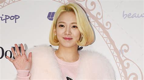Make Up Di Jepang hyoyeon klaim snsd bikin trend make up di jepang netter jangan bohong kabar berita artikel