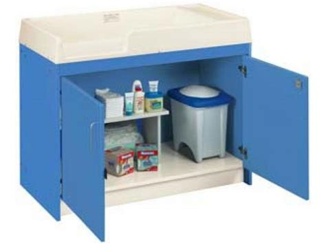 Plastic Baby Changing Table Baby Changing Table Assembled Changing Tables