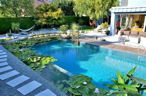 Home Design Ideas Do It Yourself by Your Own Private Paradise Natural Swimming Pools By Biotop