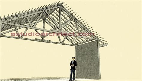 Karpet Untuk Atap Rumah a mengenal konstruksi struktur atap kayu untuk rumah tinggal