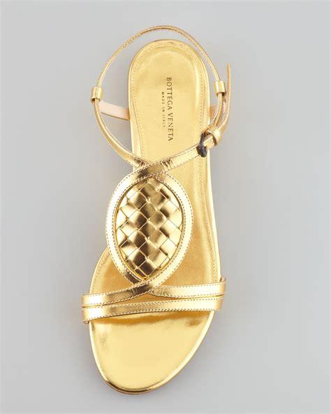 gold metallic sandals alf img showing gt gold metallic flat sandals