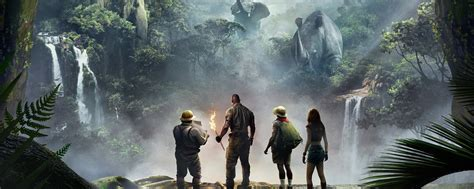 mobile movies jumanji welcome to the jungle by jumanji welcome to the jungle movie poster 2017 full hd 2k wallpaper