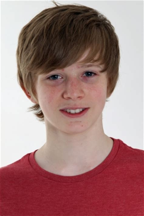 Young Boys Faces | hamish dee teen boys juniors face model and casting