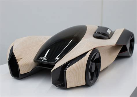 concept audi futuristic vehicle future car audi wood aerodynamics
