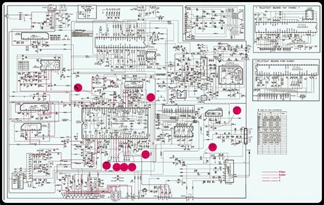 circuit schematic lg tv circuit diagram learn basic electronics circuit